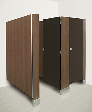 Gallery of laminex toilet partitions